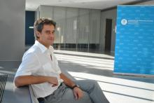 L'investigador Carles Serrat