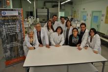 Los investigadores e investigadoras de CELBIOTECH