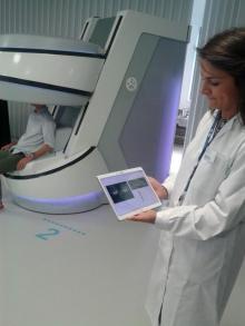 Aquesta és la nova tecnologia Davalor, a la que participa el CD6 de la UPC