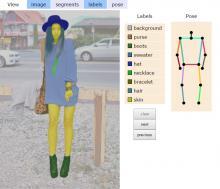 Aspecto del  análisis que efectua el nuevo sistema SOMATCH