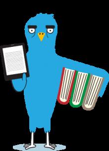 Twitea tu libro preferido en Sant Jordi