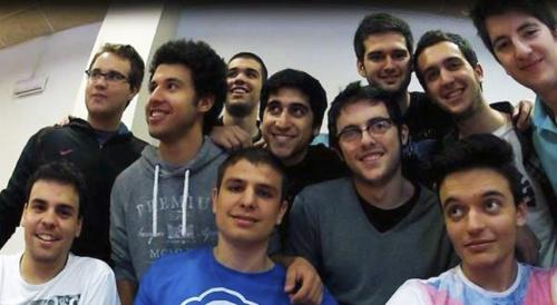 Els estudiants de l'equip ASTEX de l'ETSEIAT