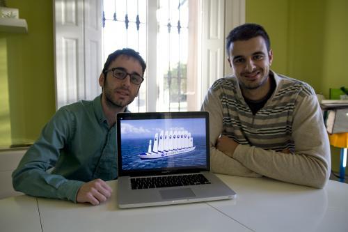 J.M Bermúdez y Jordi Salas