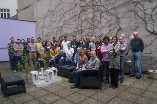 Els científics del projecte LINC, una nova generació de científics