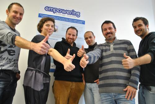 L'equip de CIMNE Bee Group