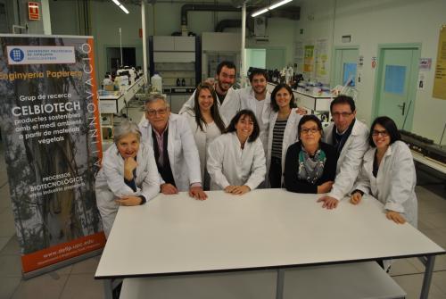 Els investigadors i investigadores de CELBIOTECH