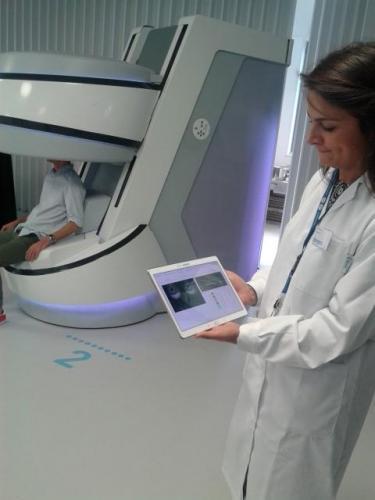 Esta es la nueva tecnologia Davalor, en la que participa el CD6 de la UPC