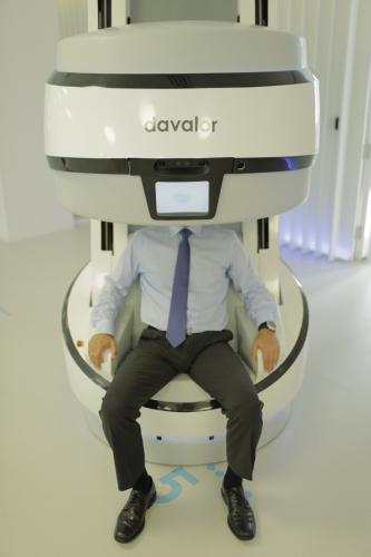 Esta es la tecnología  que analiza 75 parámetros visuales objetivamente