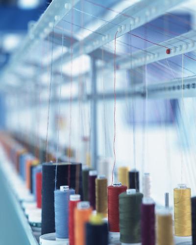 La tintura tèxtil ja no contaminarà