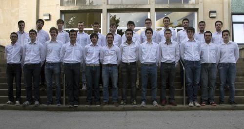 El nuevo equipo de UPC EcoRacing