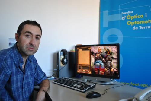 El investigador Genís Cardona