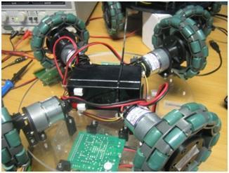 Un dels prototips amb el que ha treballat al projecte I-Sense