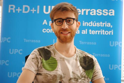 Oriol Lordan, autor del treball que analitza la robustessa de la xarxa mundial d'aeroports