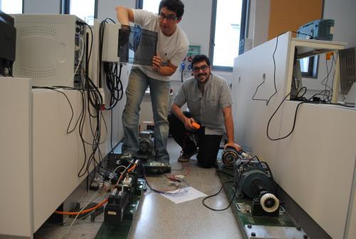Jordi Cusidó i Miguel Delgado, els dos creadors d'ITESTIT