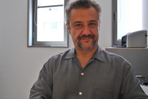 Luis Romeral, director del grupo MCIA
